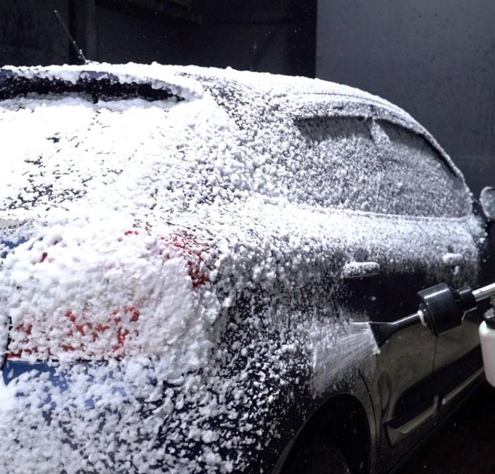 Foam Wash for Car in Chennai